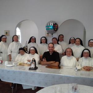 Celebrando la fiesta de Santo Domingo (1)