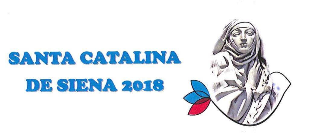 SANTA CATALINA DE SIENA 2018 (español)