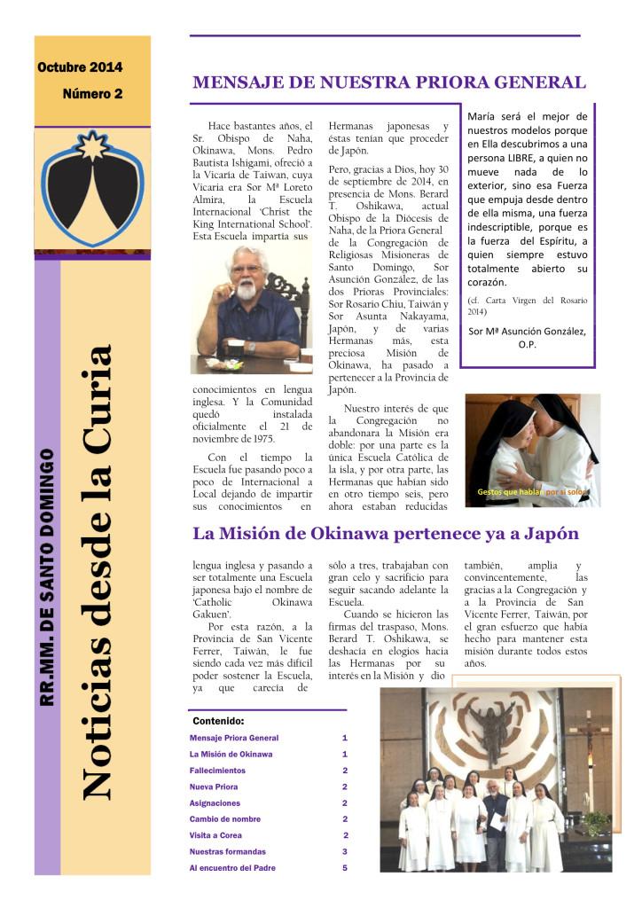 NOTICIAS OCTUBRE 2014-curia