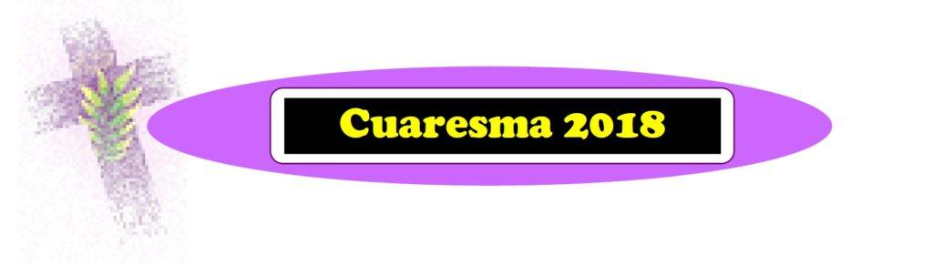 CUARESMA 2018 (español)