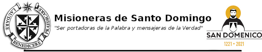 Misioneras de Santo Domingo